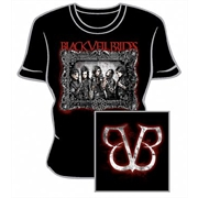Baby look Black Veil Brides