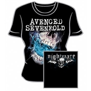 Baby look Avenged Sevenfold - Nightmare