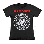 Baby look Ramones - Hey Ho Lets Go