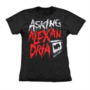 Baby look Asking Alexandria