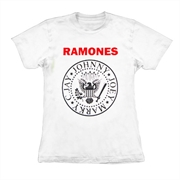 Baby look Ramones - Hey Ho Let´s Go