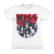 Baby look Kiss - RnR All Night - Since 1973