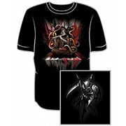 Camiseta Morte / Death - (Flauta)
