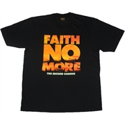 Camiseta Faith No More - The Second Coming