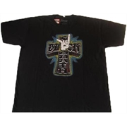 Camiseta Black Sabbath - Cruz