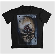 Camiseta Caveira - Ace of Spades