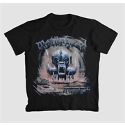 Camiseta Motorhead - Aftershock