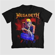Camiseta Megadeth - For Sale