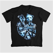 Camiseta Slipknot - Broken Glass
