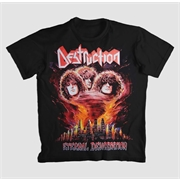 Camiseta Destruction - Eternal Devastation