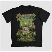 Camiseta Kreator - Against Religion