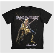Camiseta Iron Maiden - Piece Of Mind II