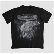 Camiseta Avantasia - Ghostlights World Tour 2016