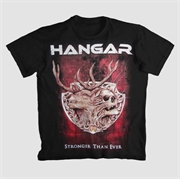 Camiseta Hangar - Stronger Than Ever