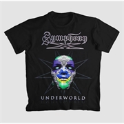 Camiseta Symphony X - Underworld Tour 2016