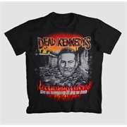 Camiseta Dead Kennedys - Give Me Convenience Or...