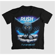Camiseta Rush - Fly By Night