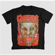 Camiseta Kreator - Terror Will Prevail