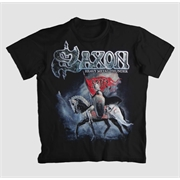 Camiseta Saxon - Heavy Metal Thunder