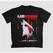 Camiseta U2 - Rattle And Hum