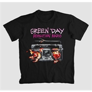 Camiseta Green Day - Revolution Radio