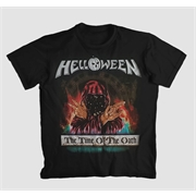 Camiseta Helloween - The Time Of The Oath