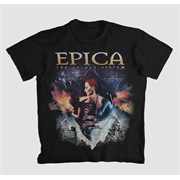 Camiseta Epica - The Solace System