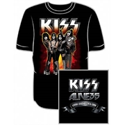 Camiseta Kiss - Alive 35