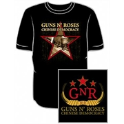 Camiseta Guns N Roses - Chinese Democracy