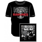 Camiseta Ramones - Family Tree