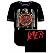 Camiseta Slayer - Reign In Blood (Aguia)