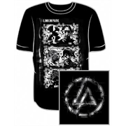 Camiseta Linkin Park - Faces