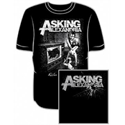 Camiseta Asking Alexandria - Reckless & Relentless