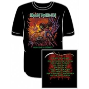 Camiseta Iron Maiden - From fear to Eternity