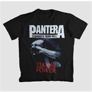 Camiseta Pantera - Vulgar Display of Power