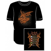 Camiseta Gotthard - Firebirth