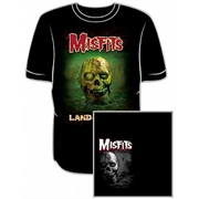 Camiseta Misfits - Land of the Dead