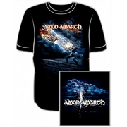 Camiseta Amon Amarth - Deceiver of the God