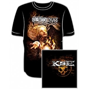 Camiseta Killswitch Engage - Disarm the Descent
