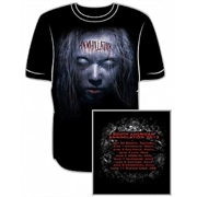 Camiseta Annihilator - Tour 2013
