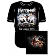 Camiseta Manowar - The Lord Of Steel