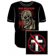 Camiseta Bad Religion - The True North
