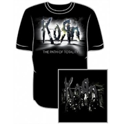 Camiseta Korn - The Path of Totality