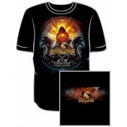Camiseta Blind Guardian - A Traveler´s Guide to Space and Time