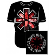 Camiseta Red Hot Chili Peppers - RHCP