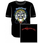 Camiseta Motorhead - Over Kill