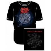 Camiseta Morbid Angel - Altars Of Madness