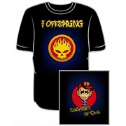 Camiseta Offspring, the - Conspiracy Of One