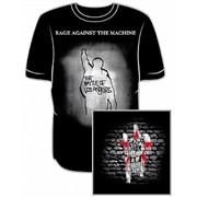 Camiseta Rage Against The Machine - The Battle Of Los Angeles