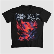 Camiseta Iced Earth - The Dark Saga